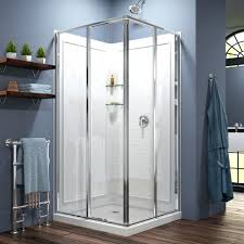 corner shower stalls lowes. Plain Stalls Shower Kits Lowes Inspirational Shop Stalls At Stall Regarding  Inspirations 5 Corner   For Corner Shower Stalls Lowes W