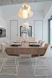 Modern Dining Room Chandeliers Rectangular Shade Chandelier - Unique dining room lighting