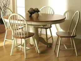 round extendable dining table and chairs painted pine round extending dining table and chairs second hand round extendable