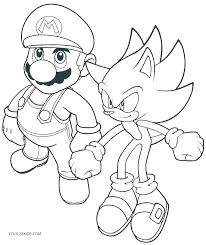 Coloring Pages 6 Mario And Luigi Page Free Betterfor