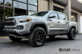 Toyota Tacoma Vehicle Gallery at Butler Tires and Wheels in ...