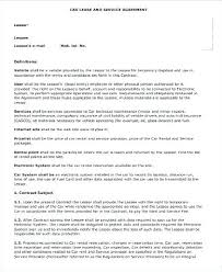 Car Contract Form – Willconway.co