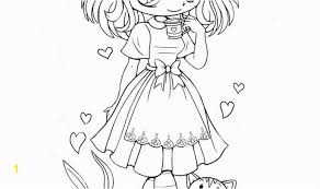 Naruto Coloring Pages Luxury Photos Japanese Anime Girl Coloring