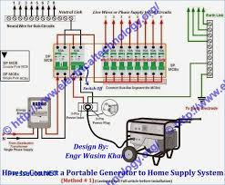 generator connection diagram to home supply with separate of house Budgit Hoist Wiring-Diagram generator connection diagram to home supply with separate of house at distribution board wiring