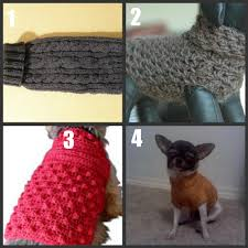 Free Crochet Dog Sweater Patterns Best FREE CROCHETED DOG SWEATER PATTERNS Easy Crochet Patterns