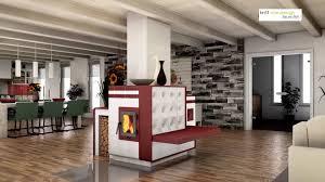 036 Britt Ofendesignfireplacedesign Kachelofen Landhaus Stil Tiled Stove Cottage Style