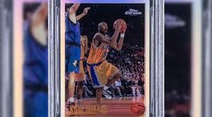 Free shipping for many products! Kobe Bryant Rookie Card Sells For Nearly 1 8 Million Sports Illustrated