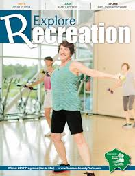 Explore Recreation Winter 2017 by Roanoke County Parks, Recreation and  Tourism - issuu