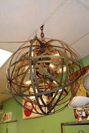 metal sphere chandelier industrial sphere chandelier metal strap globe hanging light round metal sphere chandelier metal sphere chandelier