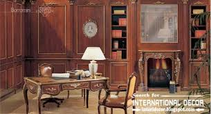 office paneling. wood wall panels and paneling for walls luxury office room e