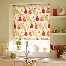 Roller Blinds For Kitchens Blinds For Kitchen Bay Windows Living Room Bay Windows Decorated