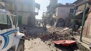 Haiti earthquake: Many feared dead as ...