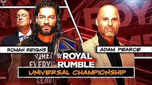 WWE Royal Rumble 2021 Match Card Predictions HD - YouTube