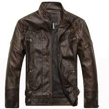 <b>New</b> arrive <b>brand motorcycle</b> leather jacket men men's leather ...