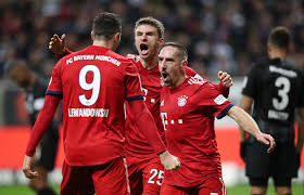 Eintracht vergoldet Hinserie nicht – 0:3 gegen Bayern | SGE4EVER.de - Das  Onlinemagazin über Eintracht Frankfurt