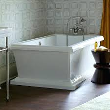 freestanding soaking tub soaker menards by freestanding soaking tub