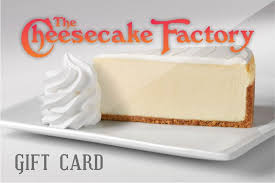 save 8 cheesecake factory gift cards