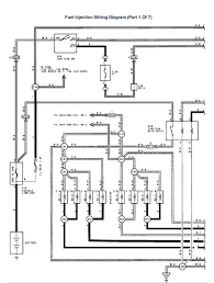 1990 lexus ls400 1uzfe v8 engine management wiring diagram lextreme fuel injection wiring diagram part 1 of 7 page 001