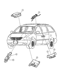 cadillac power seat wiring diagram cadillac discover your wiring dodge grand caravan air bag sensor location