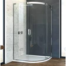 curved shower door quadrant shower enclosures bathroom city curved shower door seal 8mm