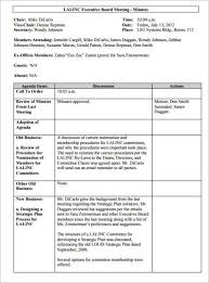 Minutes Of The Meeting Template Word 36 Meeting Minutes Template Free Word Pdf Doc Excel Formats