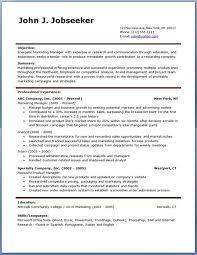 Free Professional Resume Templates 2012 Resume Corner