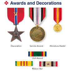 the united states marine corps being part of the u s naval service follows the same awards program as the united states navy
