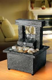 battery operated tabletop fountain design ideas throughout water diy zen best on yard for tab table top waterfall fountain indoor diy
