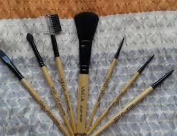 vega makeup brush kit review