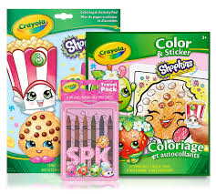 Signup to get the inside scoop from our monthly newsletters. Shopkins Coloring Pages Stickers Activities Crayola Com Crayola