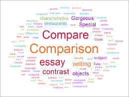 Compare Contrast Essay Writing A Compare And Contrast Essay Easy Guide