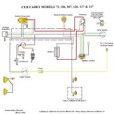 cub cadet 127 wiring diagram wiring diagrams best cub cadet 127 wiring diagram