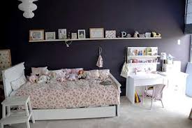 Unique Teenage Bedroom Wall Designs Art Decor Girl Throughout Models Ideas