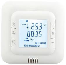gaupu gm4 underfloor heating thermostat