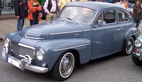 Image result for 1962 volvo P544