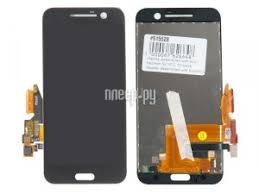 <b>Дисплей RocknParts для HTC</b> 10 Black 515528