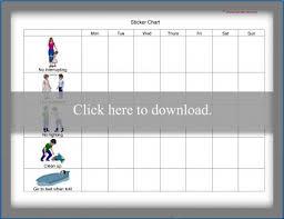 Kindergarten Behavior Color Chart Preschool Behavior Charts Lovetoknow