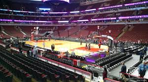 United Center Bulls Seating Chart United Center Section 120 Chicago Bulls Rateyourseats Com