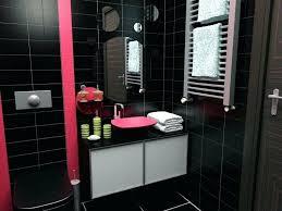 black and pink bathroom accessories. Brown Bathroom Accessories Sets Top Photo Of Black And White  Pink Decor Chocolate Black And Pink Bathroom Accessories N