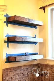 command strip floating shelf hang shelf with command strips how to hang floating shelves hang floating