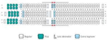 flight review best economy seat on westjet boeing 767 canadian wanderer