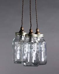 mason jar pendant lighting. Upcycled Mason Jar Pendant Ceiling Lights, Vintage Retro Lighting W