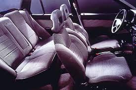 1991 mitsubishi mirage interior