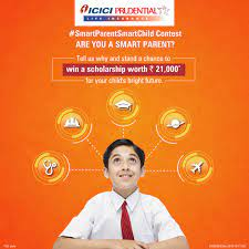 Icici prudential iprotect smart plan versus max life online term plan under icici prudential iprotect smart plans, policyholders get substantial life cover for affordable premiums and various options for how the life cover will be paid to the nominee. Smartparentsmartchild Contest Terms And Conditions Icici Pru Life Blog
