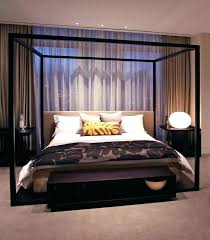 Black Metal Canopy Bed Black Metal Canopy Bed Black Canopy Bed Sets ...