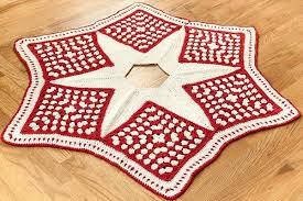 Christmas Tree Skirt Crochet Pattern Extraordinary Crochet Christmas Tree Skirt Pattern Part 48 The Grannies Petals