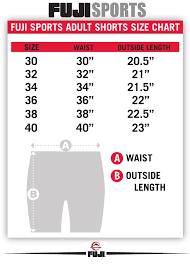 Size Charts White Belt Brazilian Jiu Jitsu