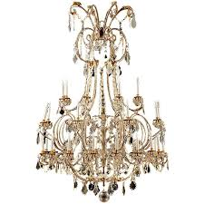 italian chandelier style early century baroque crystal chandelier from a unique collection of antique and italian