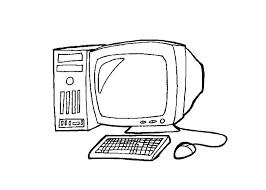 Computer 3 Disegni Da Colorare 24