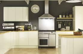 Full Size of Cream High Gloss Kitchen Ideas Ikea Cabinets Kitchen  Integrated Handle Kitchen Doors B ...